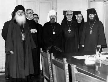 Metropolitan Anthony of Sourozh Foundation