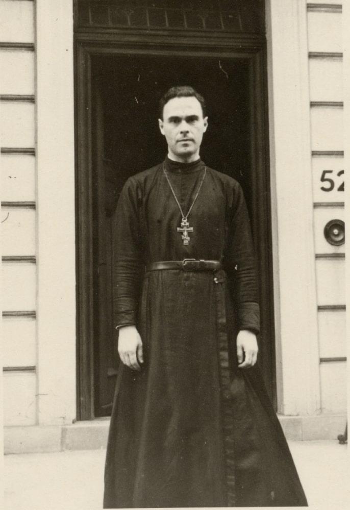 1953 Archmandrite Anthony