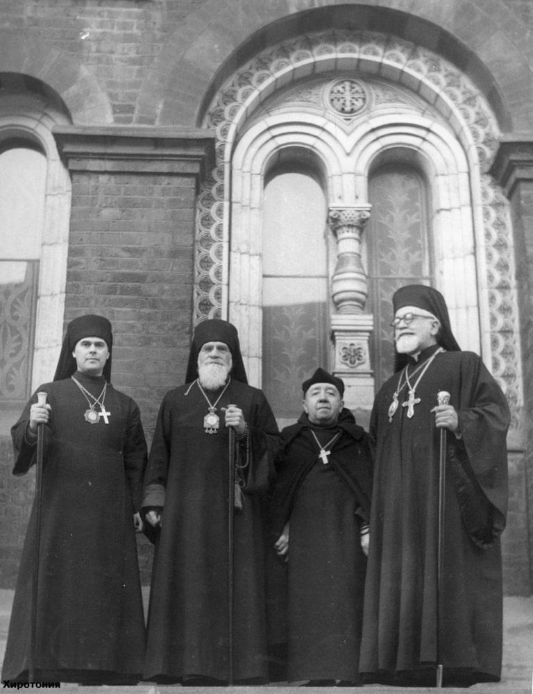 November 30, 1957 Anthony, Bishop of Sergievo