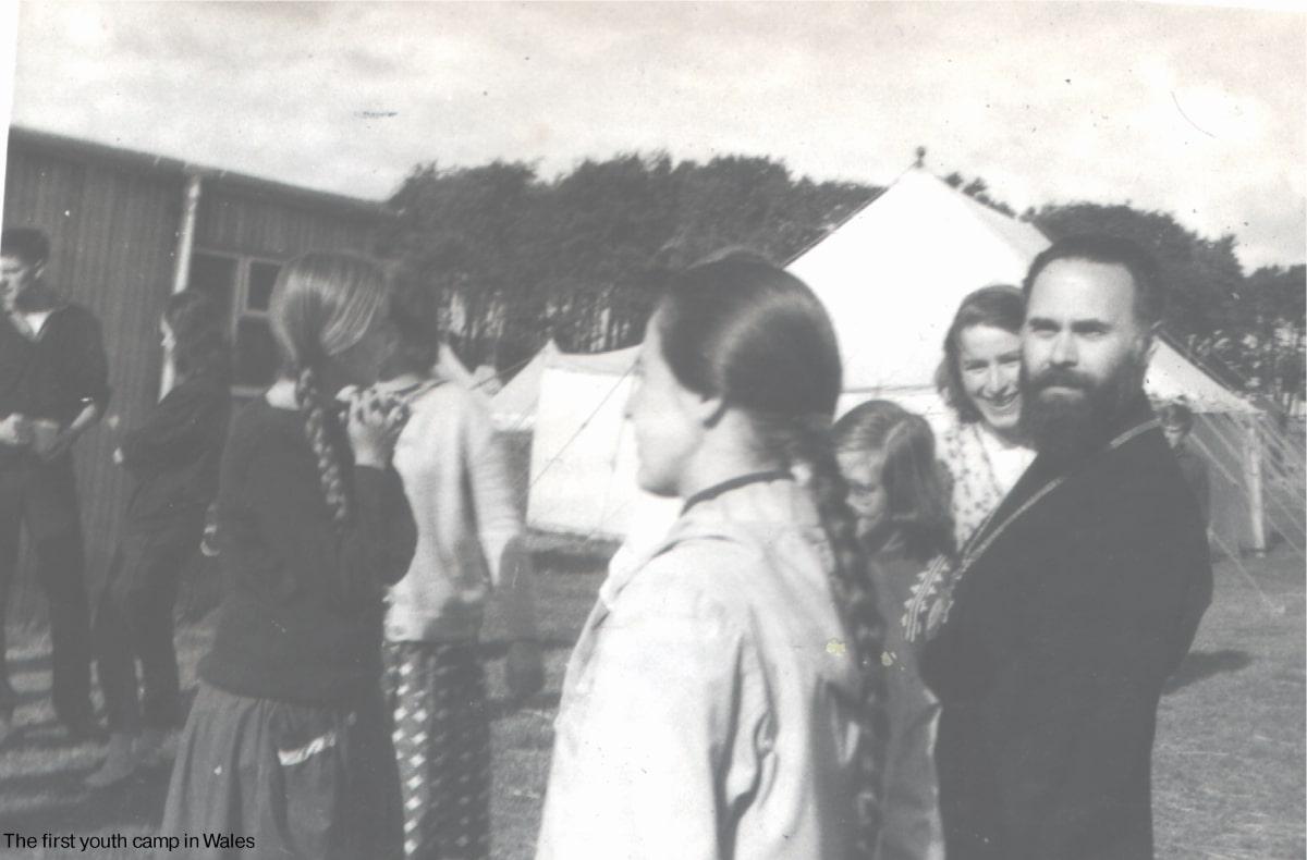 1961 At Youth Camp