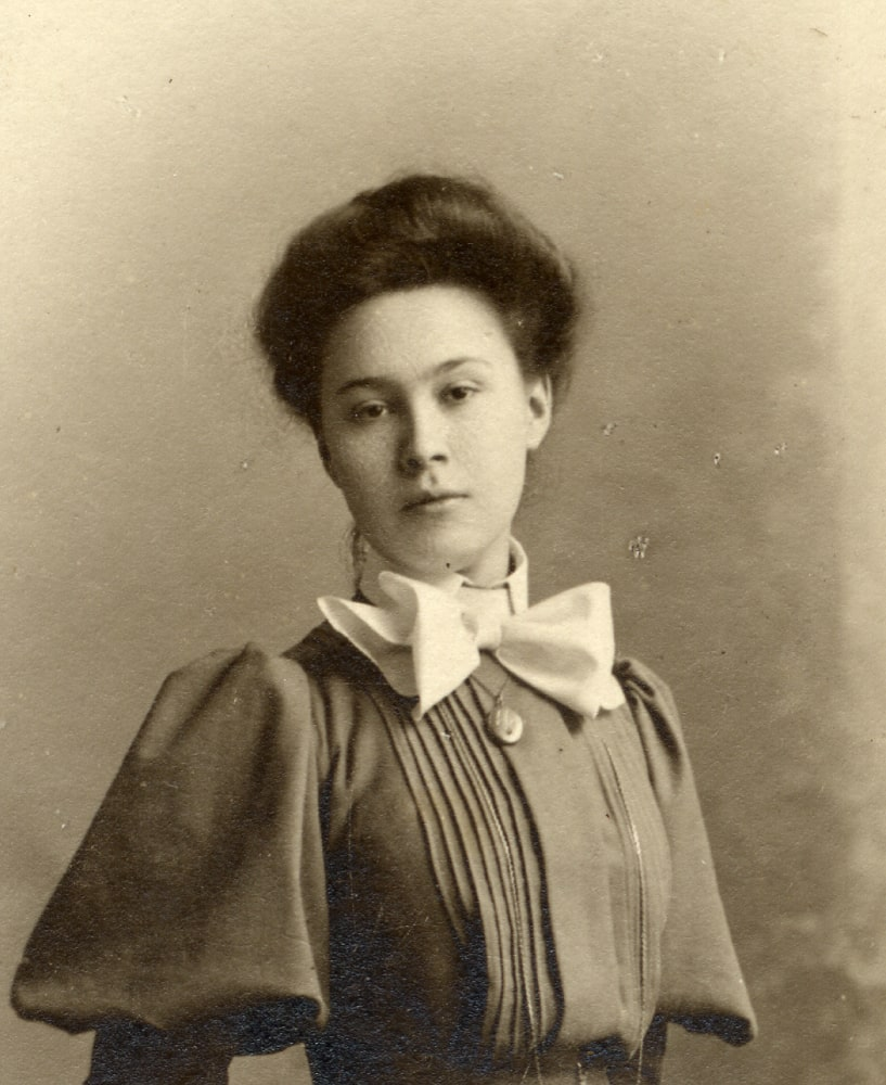 1907 Mother Ksenia Nikolaevna Scriabine