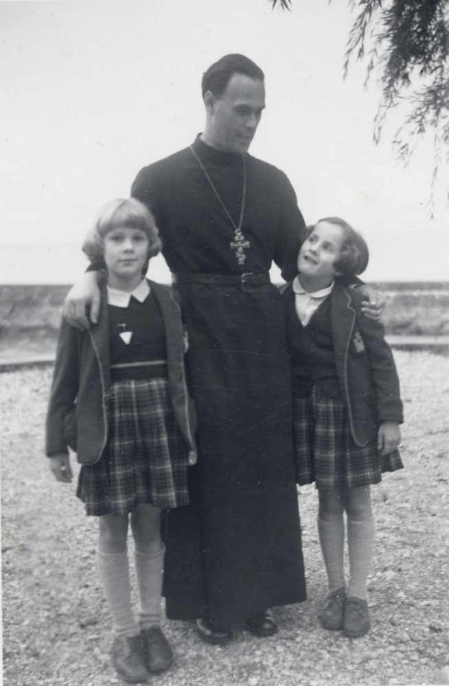 September 30, 1953 Archmandrite Anthony