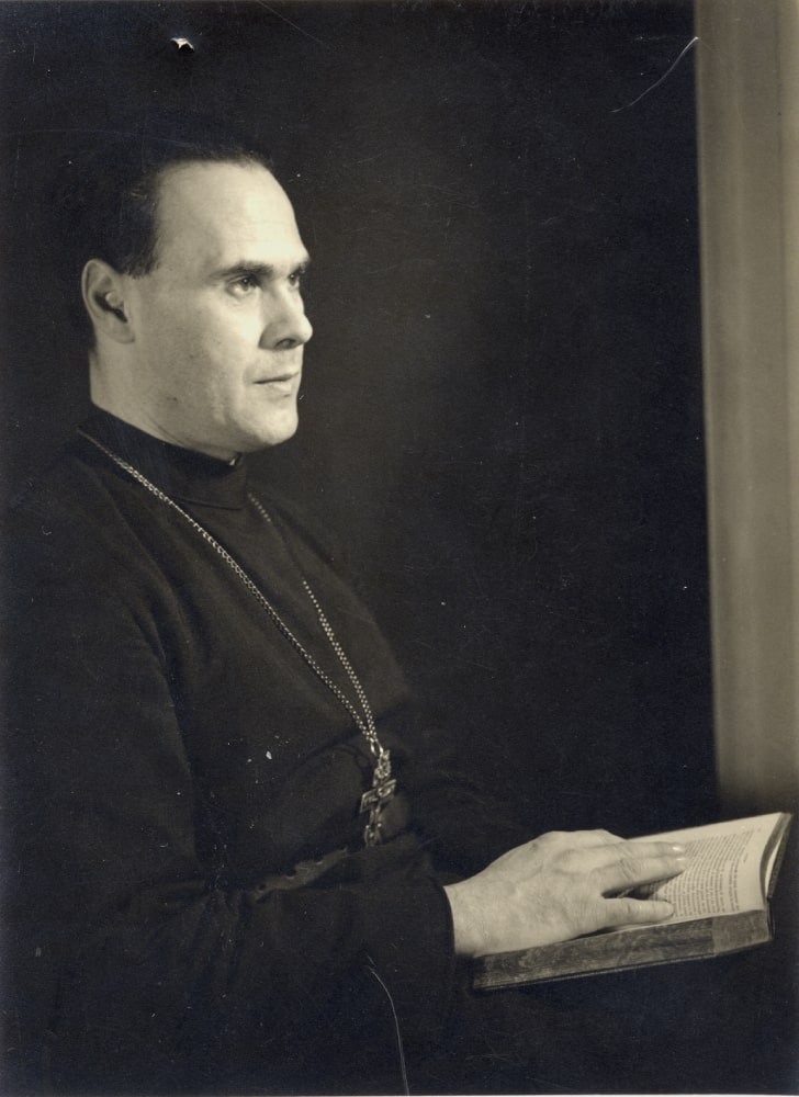 August, 1956 Archmandrite Anthony