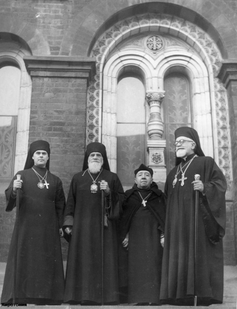 November 30, 1957 Anthony, Bishop of Sergievo