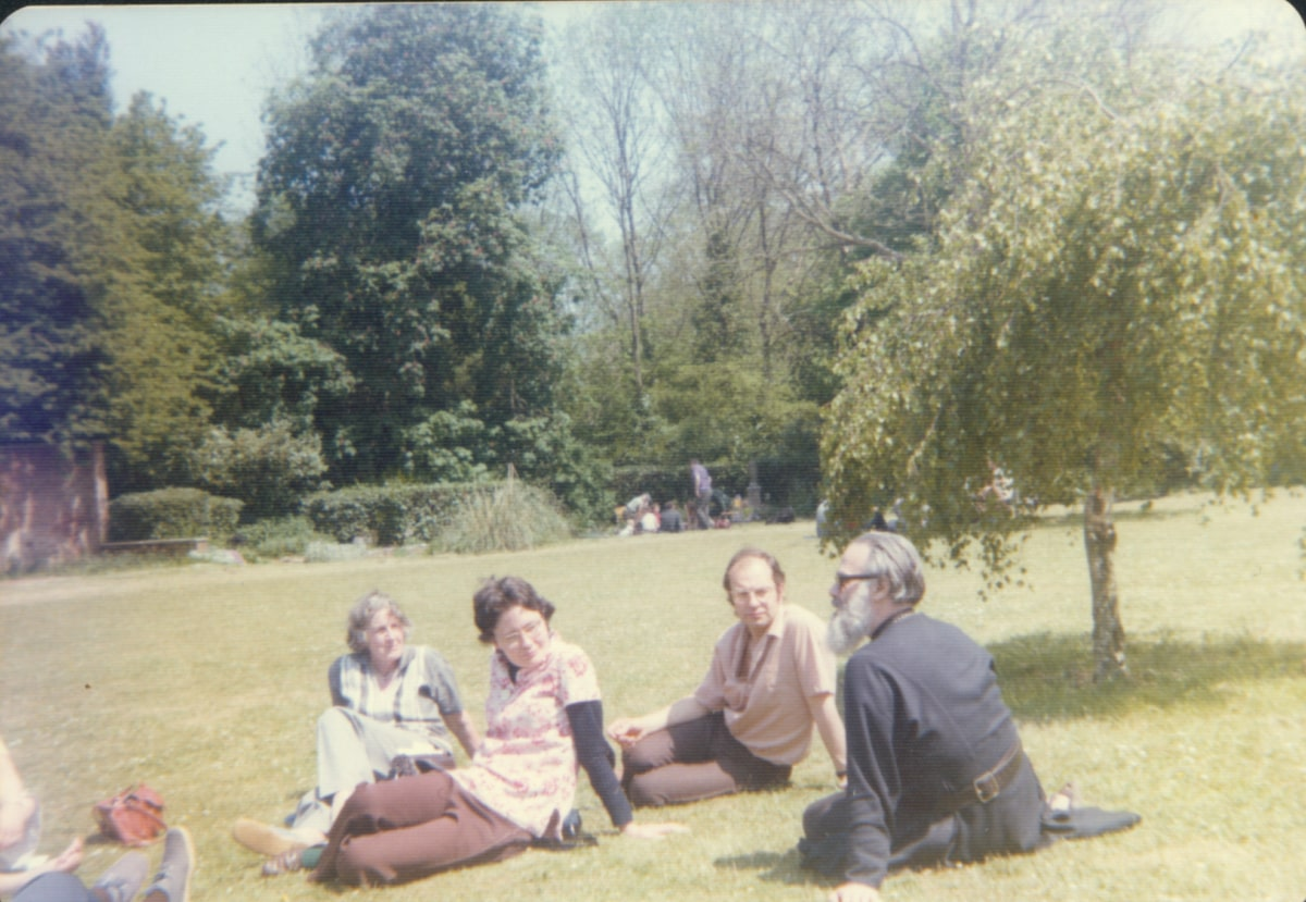 May, 1979 Diocesan conference in Effingham